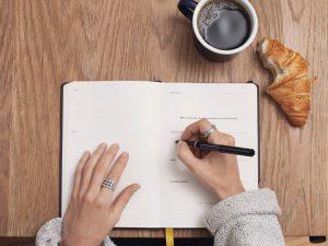 Marketing Executive planning