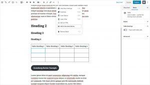 WordPress 5.0 Gutenberg Editor - Reusable Blocks
