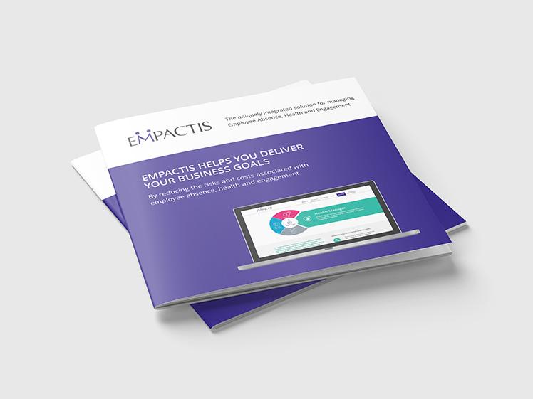 Empactis Brochure Design & Print