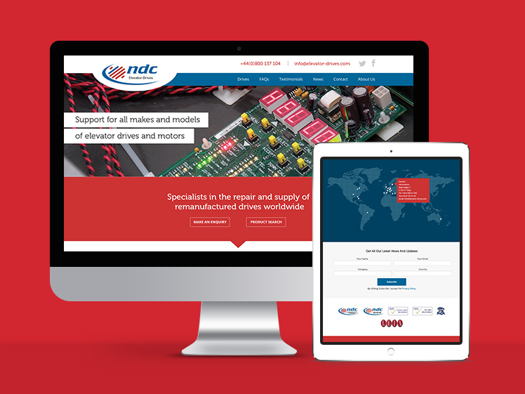 NDC Responsive Web Design
