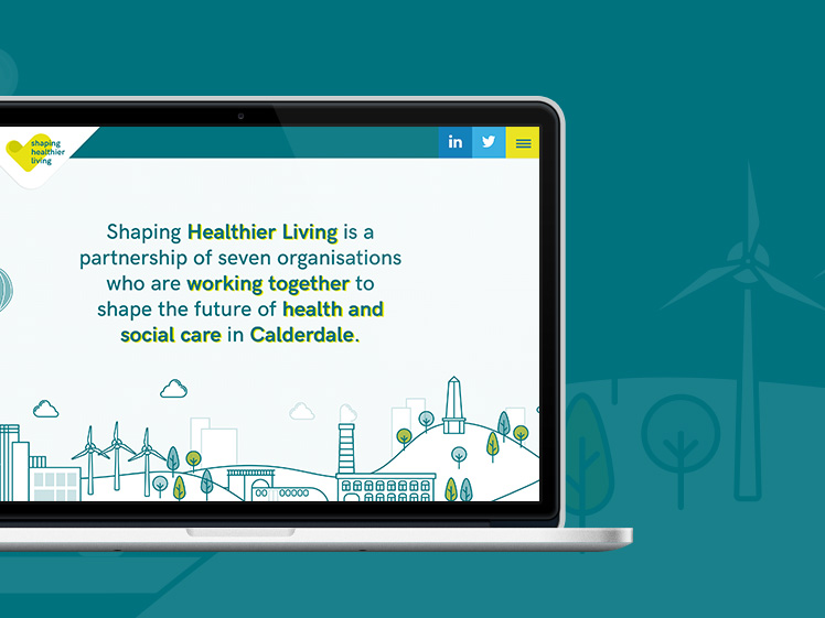 Shaping Healthier Living Web Design Showcase