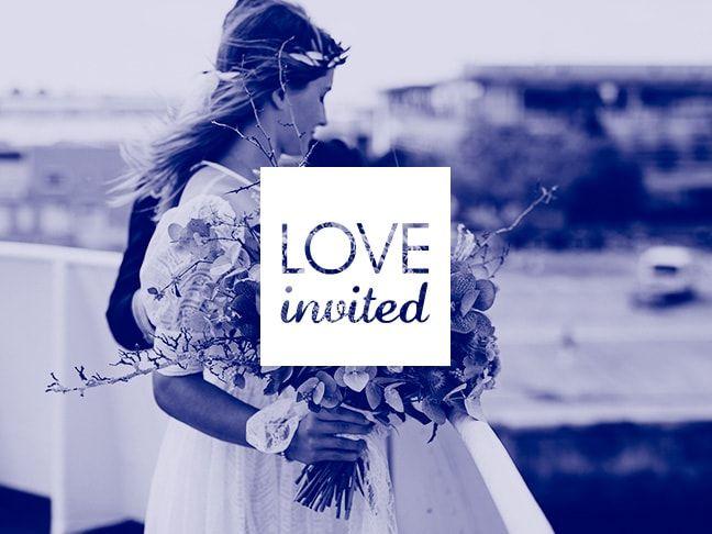 Wedding Stationery Design by Love Invited
